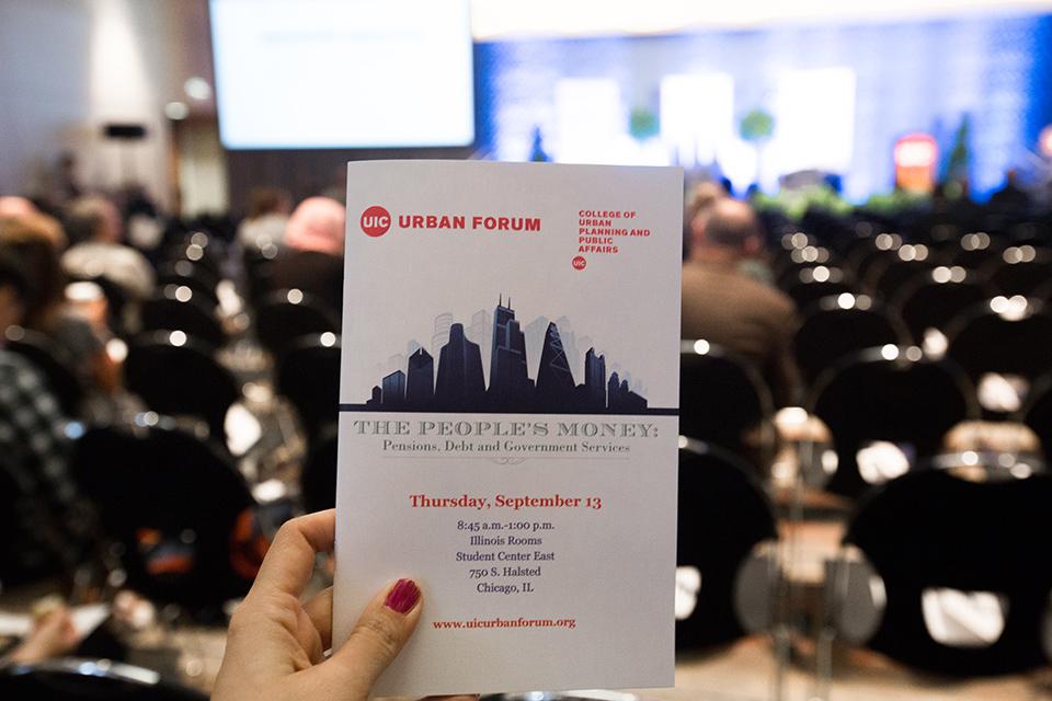 urban forum program